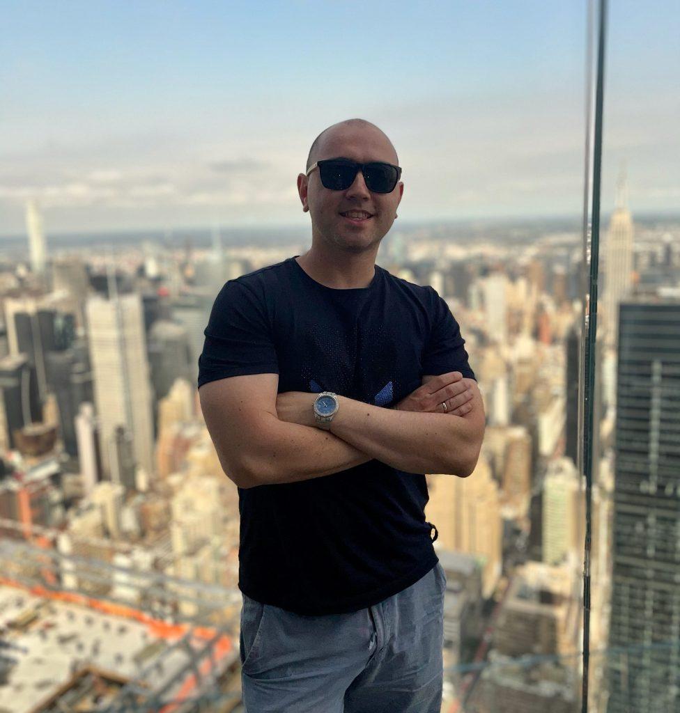 Gregory Grishayev American entrepreneur